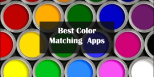 Best Color Matching Apps